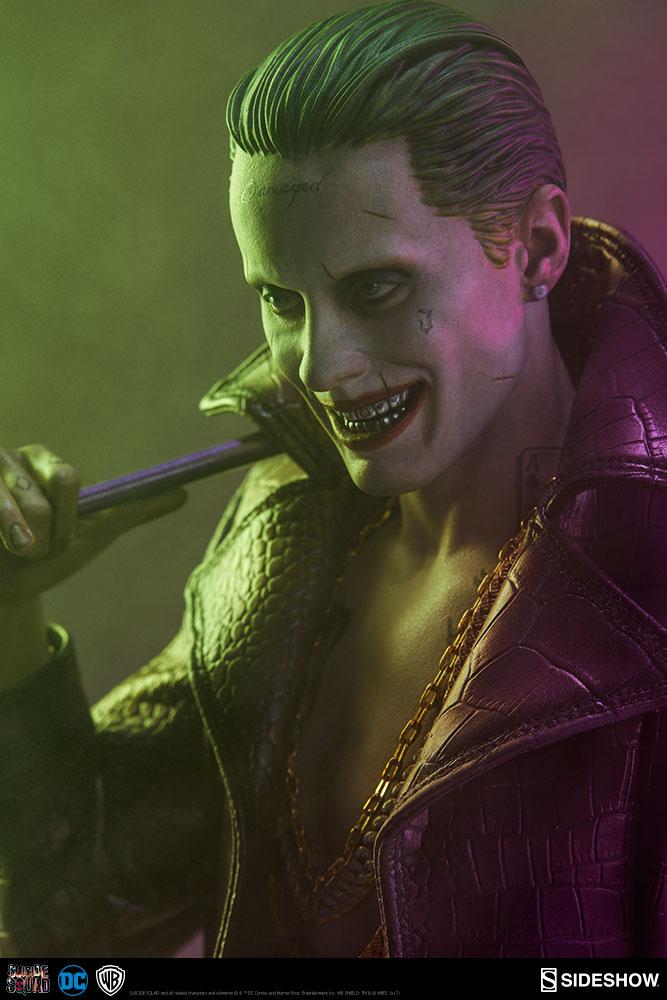 Sideshow Collectibles Suicide Squad – The Joker Premium Format Figure Pre-Orders