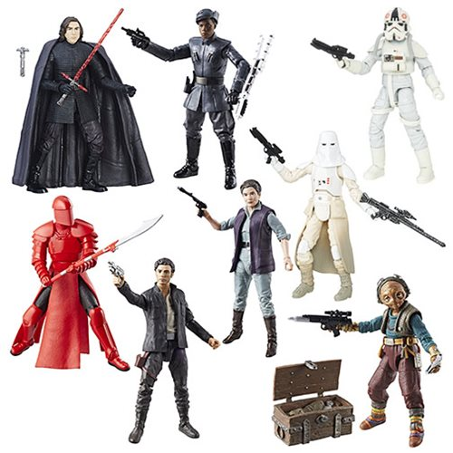 Hasbro Star Wars The Black Series Wave 13 Available Now