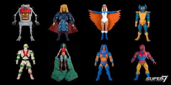 Super 7 Masters Of The Universe Classics Wave 2 Pre-Orders Ending This Week