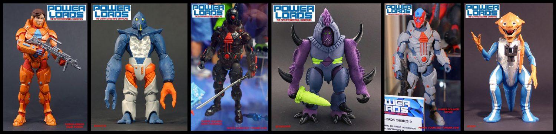 Four Horsemen Studios – Power Lords Return Figure Pre-Orders Available Now