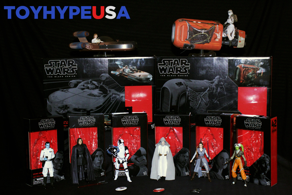 Force Friday II – A Star Wars Story (Florida Edition)