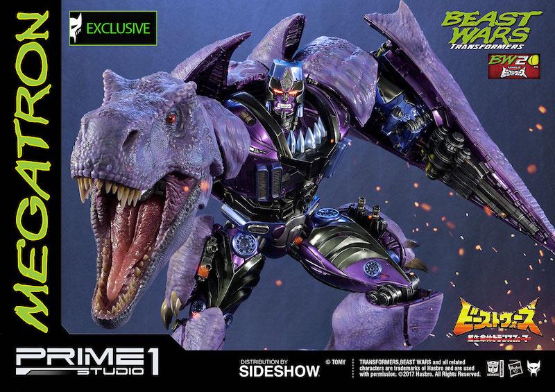 Prime 1 Studio Transformers Beast Wars Megatron Statue Pre-Orders