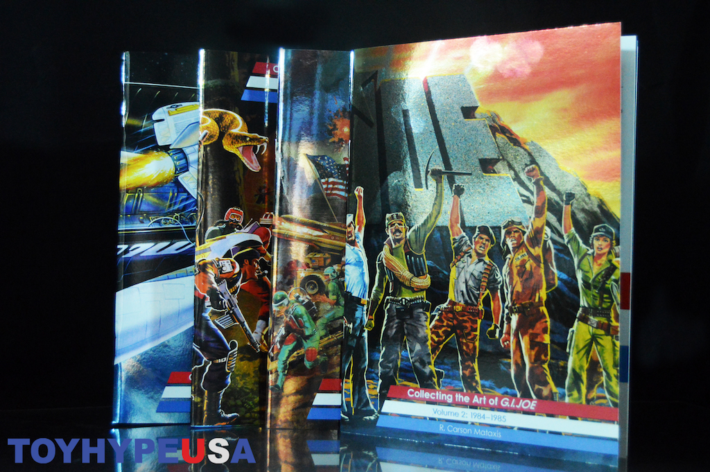 3D Joes: Collecting The Art Of G.I. Joe – Volume 1-4 Book Review