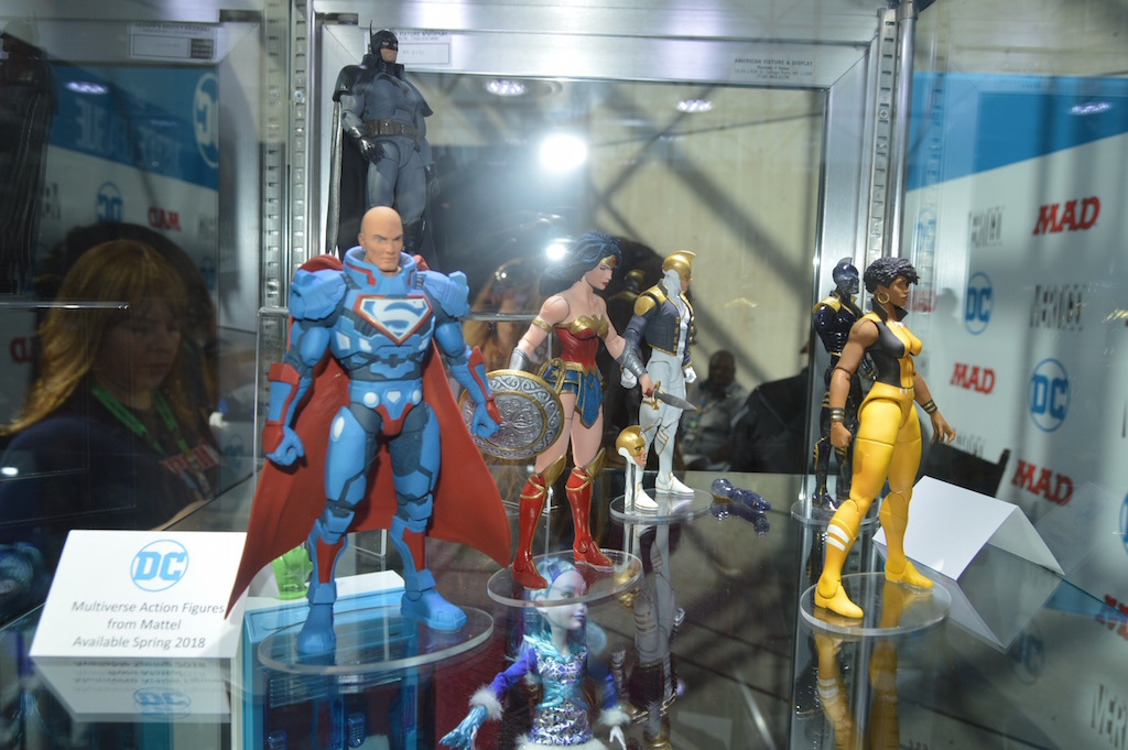 NYCC 2017 – Mattel DC Multiverse 6″ Figures Coming 2018