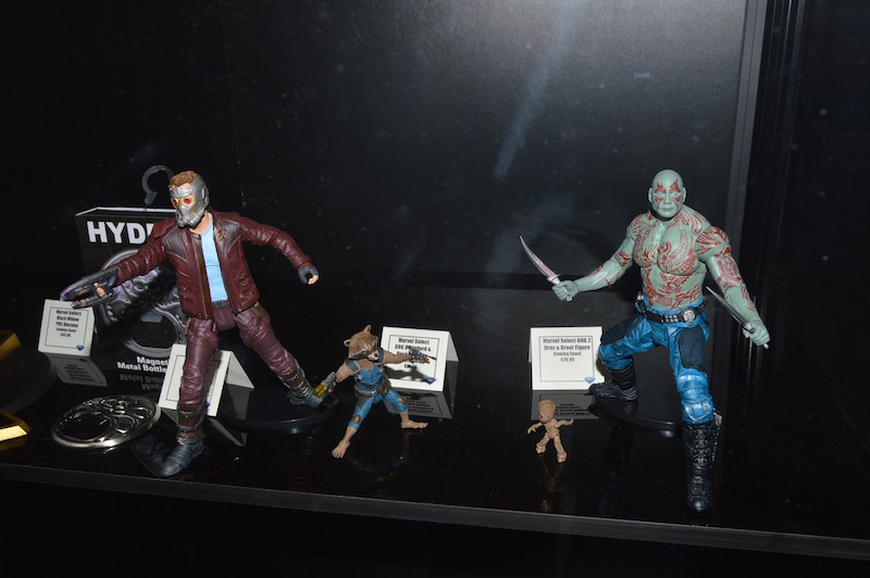 NYCC 2017 – Diamond Select Toys Booth Coverage