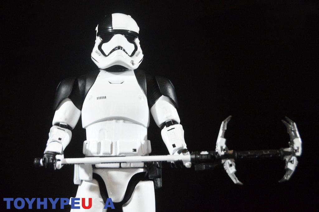 Disney Store Exclusive Star Wars: The Last Jedi First Order Judicial Stormtrooper Figure Review