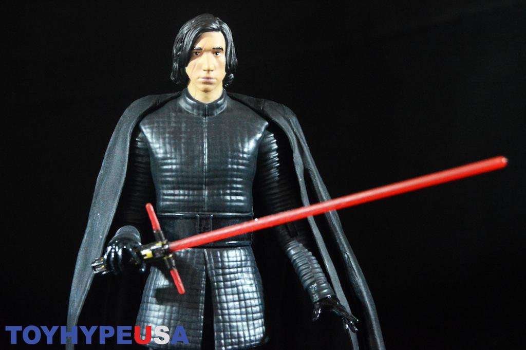 Disney Store Exclusive Star Wars: The Last Jedi Kylo Ren Figure Review
