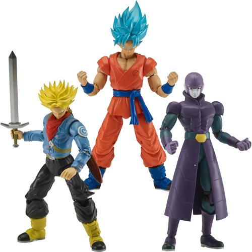 Dragon Ball Super Series 3 & 4 New Product Details & Images