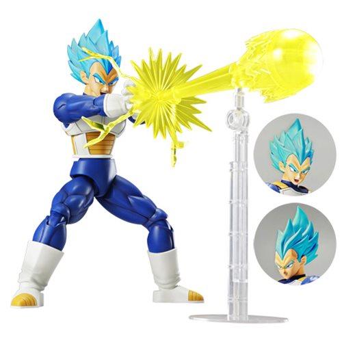 Dragon Ball Super Super Saiyan God Super Saiyan Vegeta Figure-Rise Standard Model Kit