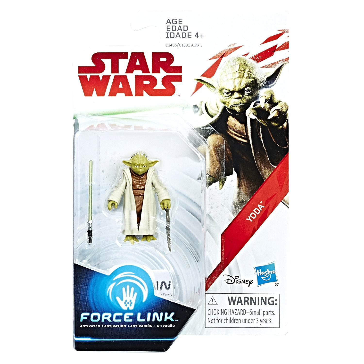 Amazon Lists New Star Wars Force Link 3 3/4″ Figures As In-Stock
