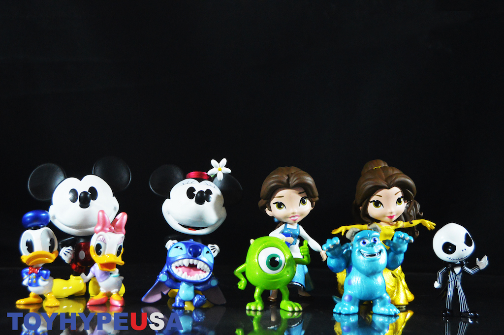 Jada Toys: Disney 2.5″ & 4″ Metal Figures Wave 1 Review
