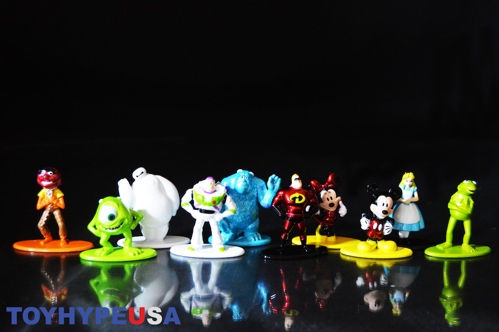 Jada Toys: Disney-Pixar Nano MetalFigs 1.65″ Review