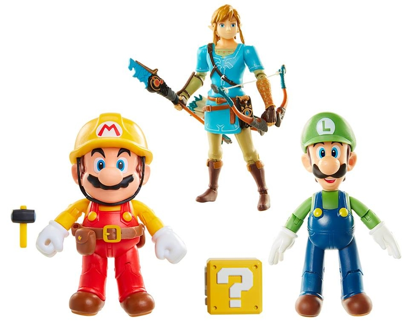 Jakks Pacific World Of Nintendo 4″ Series 11 Figures