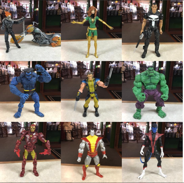 Kokomo Toys eBay Store Update – Marvel Icons 12″ Figures Listed