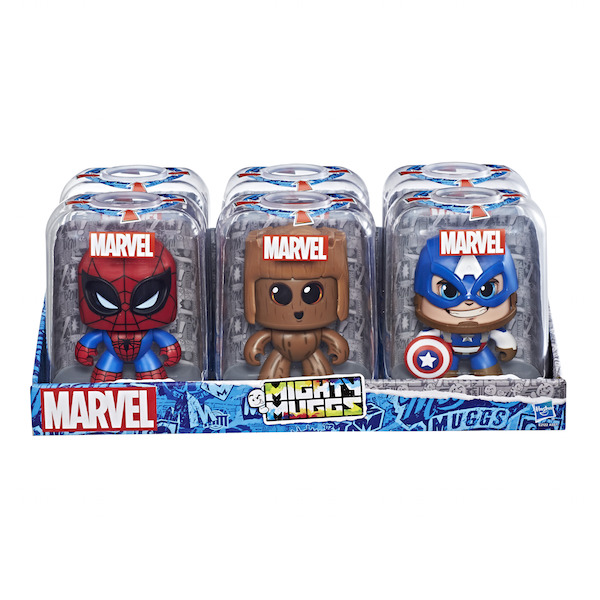 Hasbro Marvel & Star Wars Mighty Muggs Available To Pre-Order