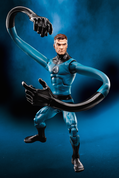 Hasbro Marvel Legends 6″ Walgreens Exclusive Mr. Fantastic Figure Available Online