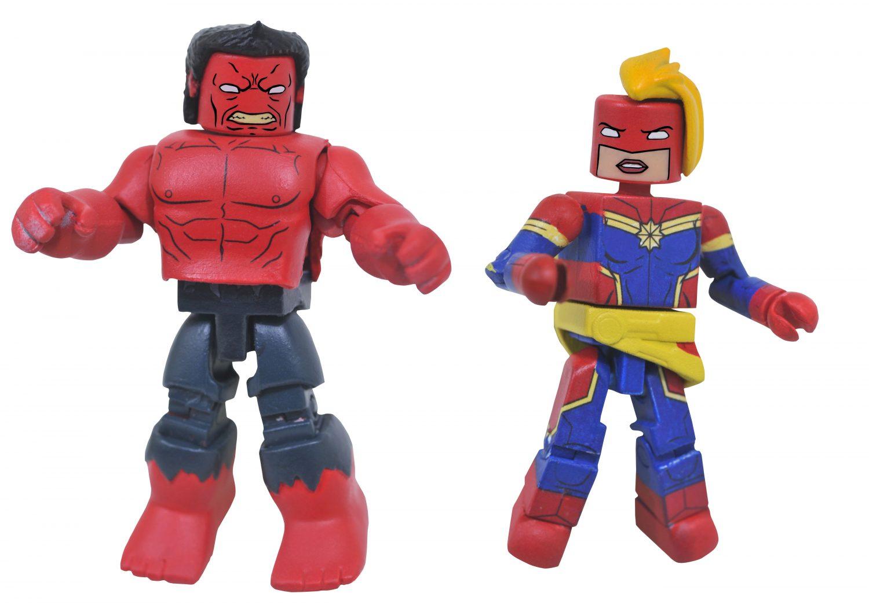 Diamond Select Toys Marvel Animated Minimates Series 7 Announced