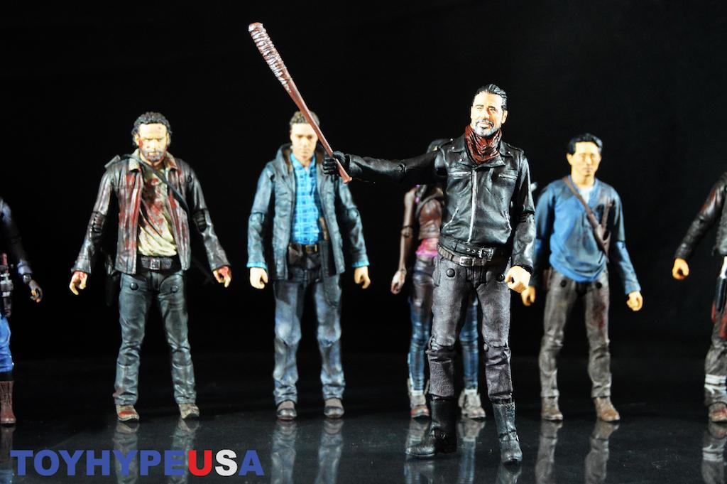 McFarlane Toys The Walking Dead Walgreens Exclusive 5″ Negan Figure Review