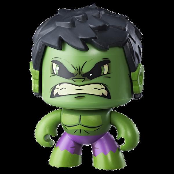 Hasbro Incredible Hulk & Chewbacca Mighty Muggs Revealed