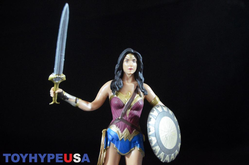 NJ Croce Wonder Woman Movie – Wonder Woman Bendable Figure Review