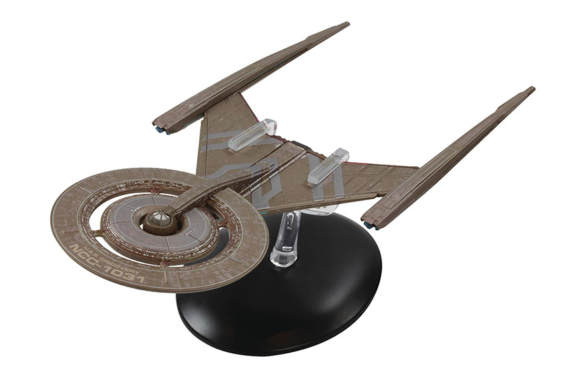 Eaglemoss Star Trek: Discovery Ships & More Available To Pre-Order