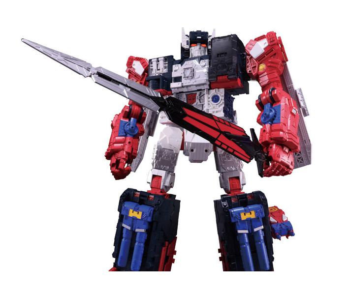 Takara-Tomy Transformers Legends LG-EX Grand Maximus Exclusive