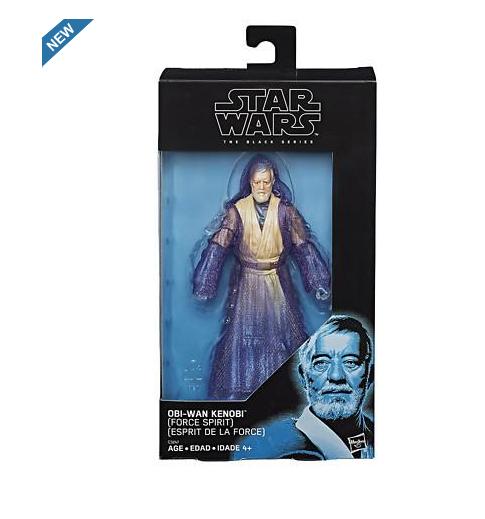 Walgreens Exclusive Star Wars The Black Series 6″ Force Spirit Obi-Wan Kenobi In-Stock