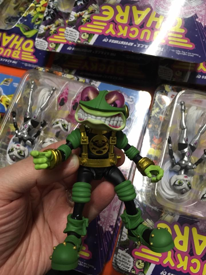 Boss Fight Studio: Bucky O'Hare – Storm Toad Trooper Figure