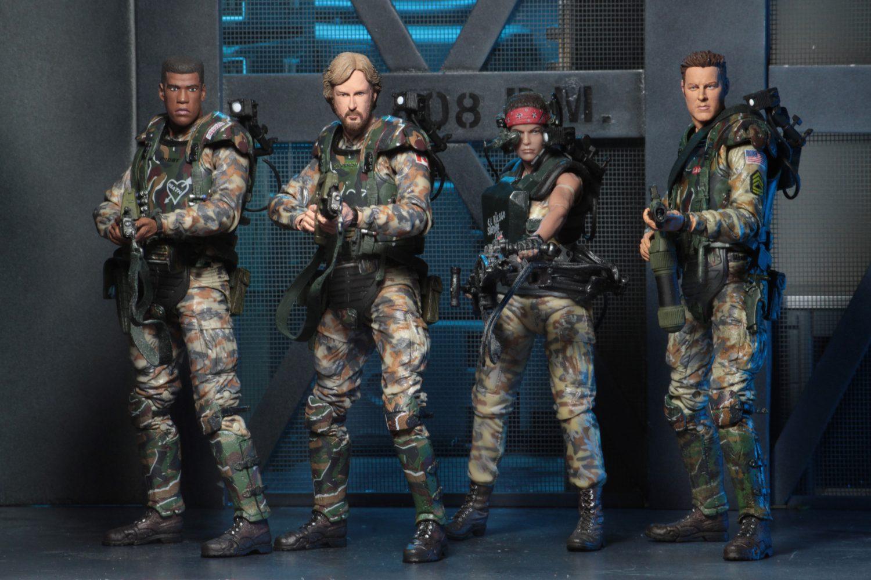 NECA Toys Shipping This Week – Iron Maiden, James Cameron, Freddy & Jason Head Knockers