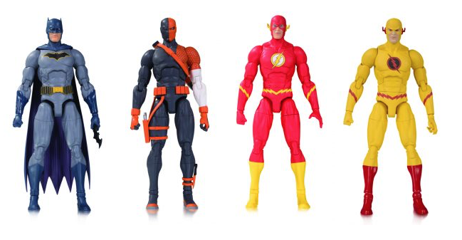 DC Collectibles – DC Essentials 7″ The Flash Figure Now Under $4 On Amazon