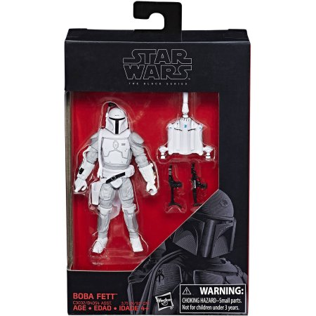 Hasbro Star Wars TBS Wal-Mart Exclusive 3 3/4″ Boba Fett & More Figures In-Stock