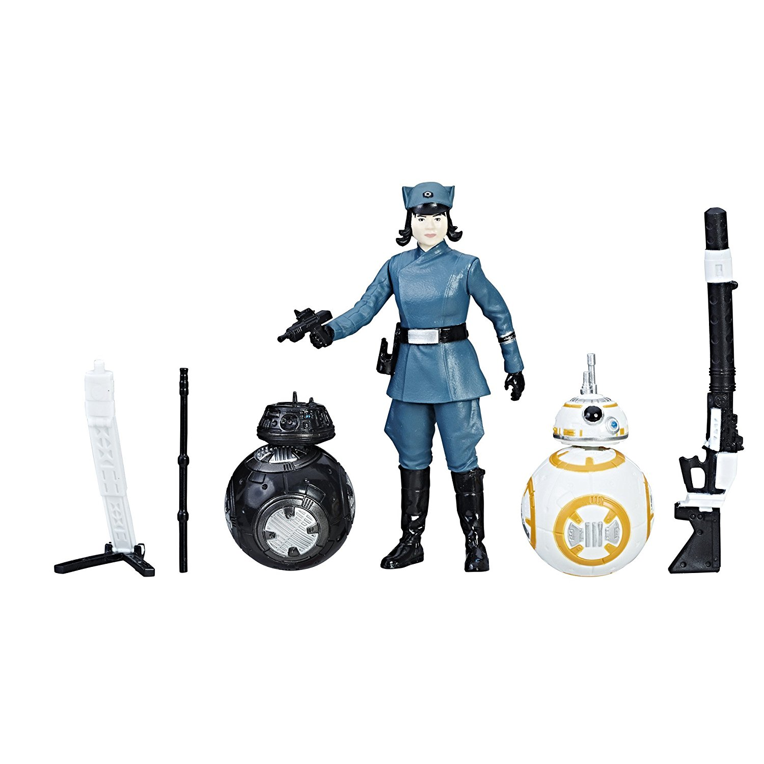 Hasbro Star Wars: The Last Jedi Rose (First Order Disguise), BB-8, & BB-9E Pack Pre-Orders On Amazon