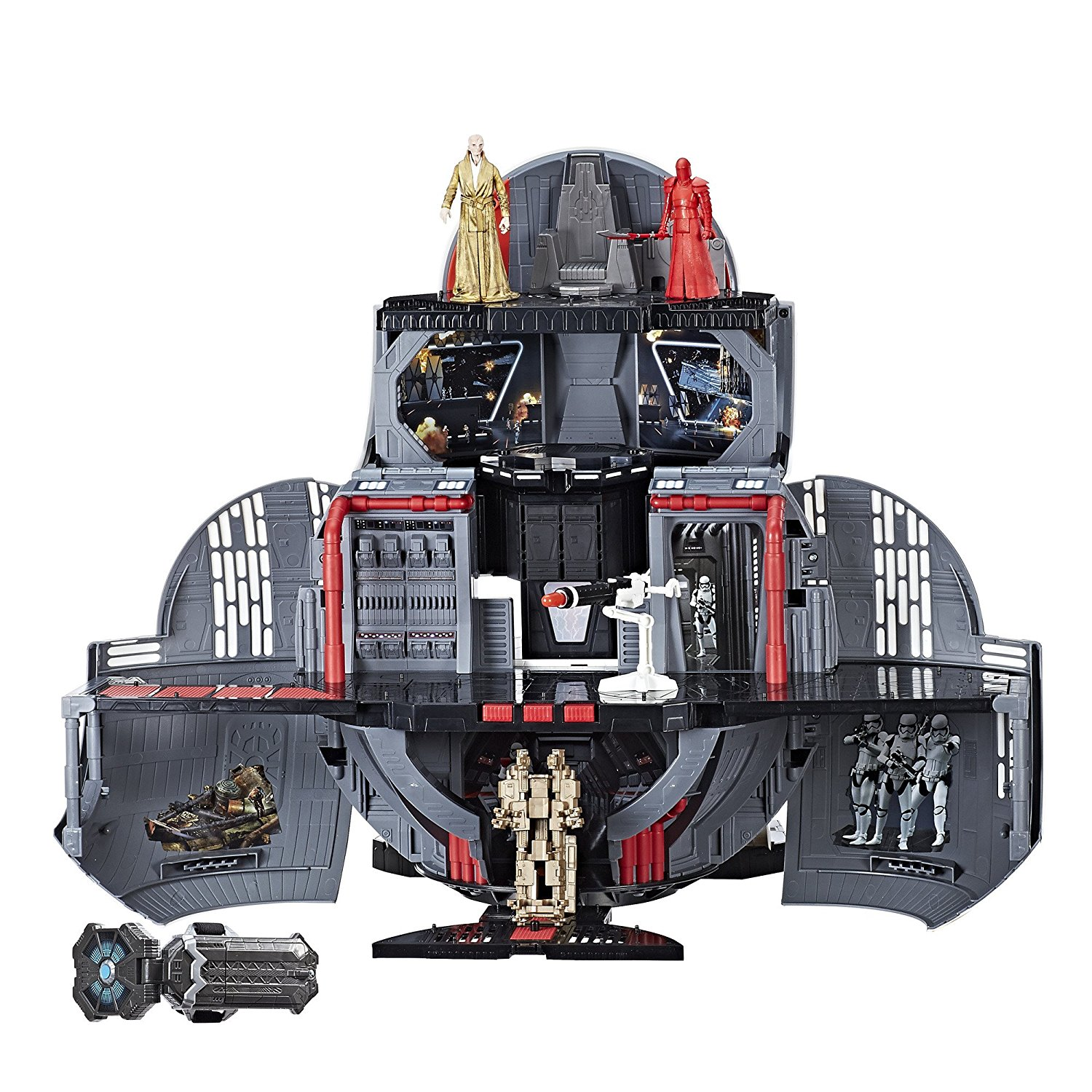 Entertainment Earth Daily Deal – Hasbro Star Wars Force Link BB-8 Mega Playset Now $49