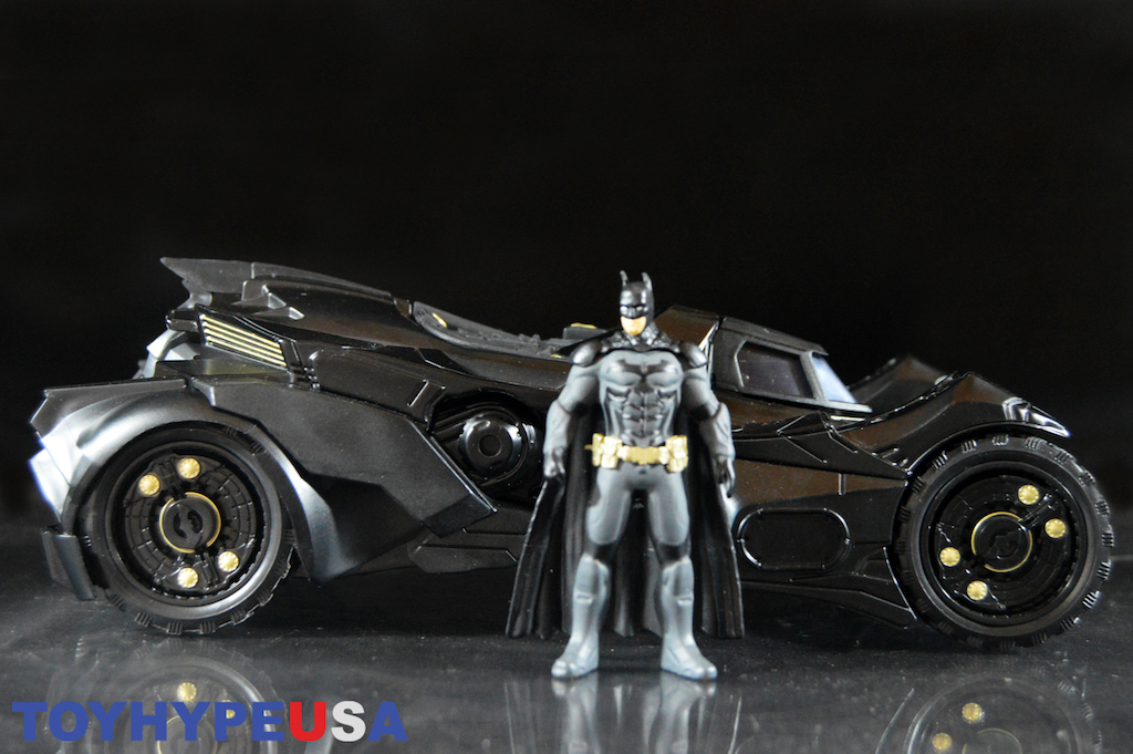 Jada Toys: Batman Arkham Knight Batmobile Metals Die Cast Vehicle Review