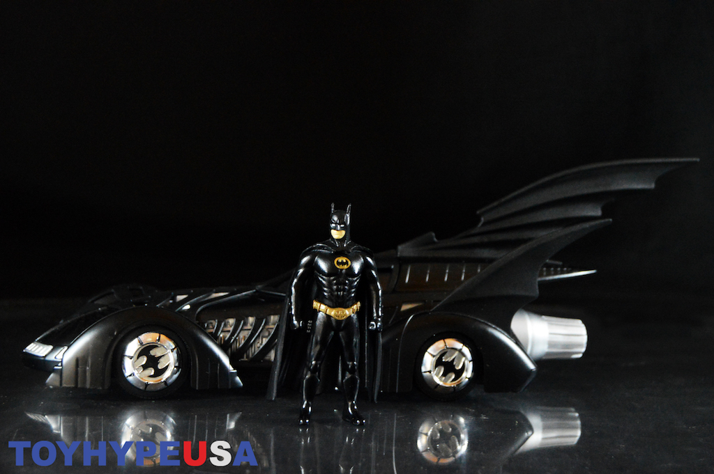 Jada Toys: Batman Forever Batmobile & Batman Metals Die Cast Vehicle Review