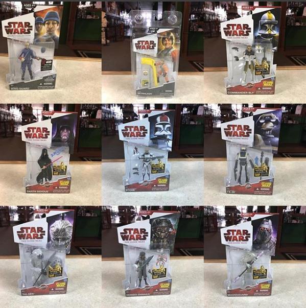 Kokomo Toys eBay Store Update – Star Wars The Vintage Collection, Clone Wars & More