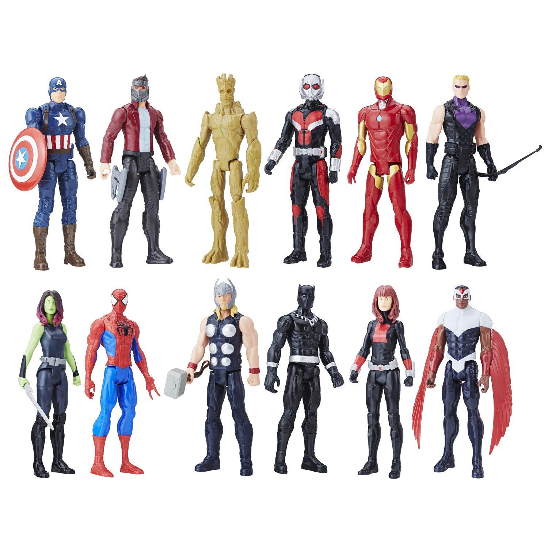 Amazon Exclusive Marvel Titan Hero 12-Pack From Hasbro Update