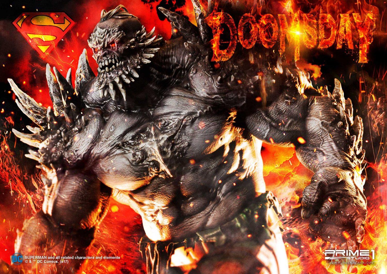 Prime 1 Studio DC Comics Doomsday 1/3 Scale Statue