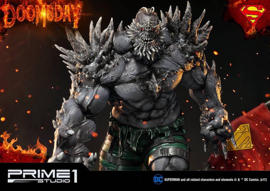 Prime 1 Studio DC Comics Doomsday 1/3 Scale Statue Pre-Orders