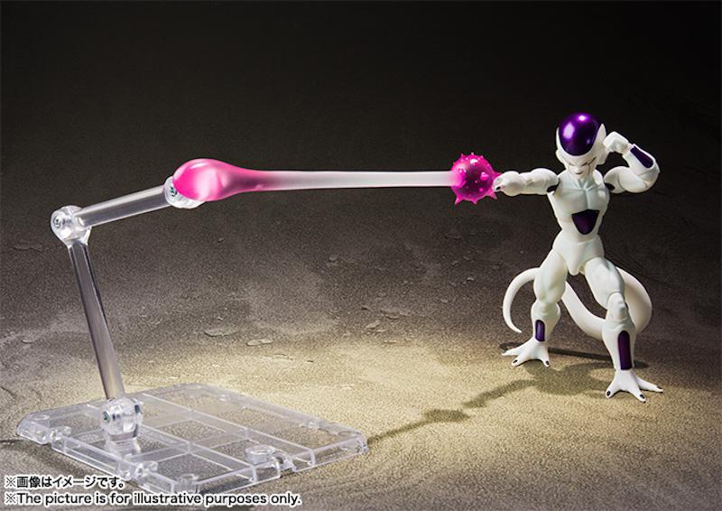 S.H. Figuarts Dragon Ball Z Freeza Final Form Figure Pre-Orders