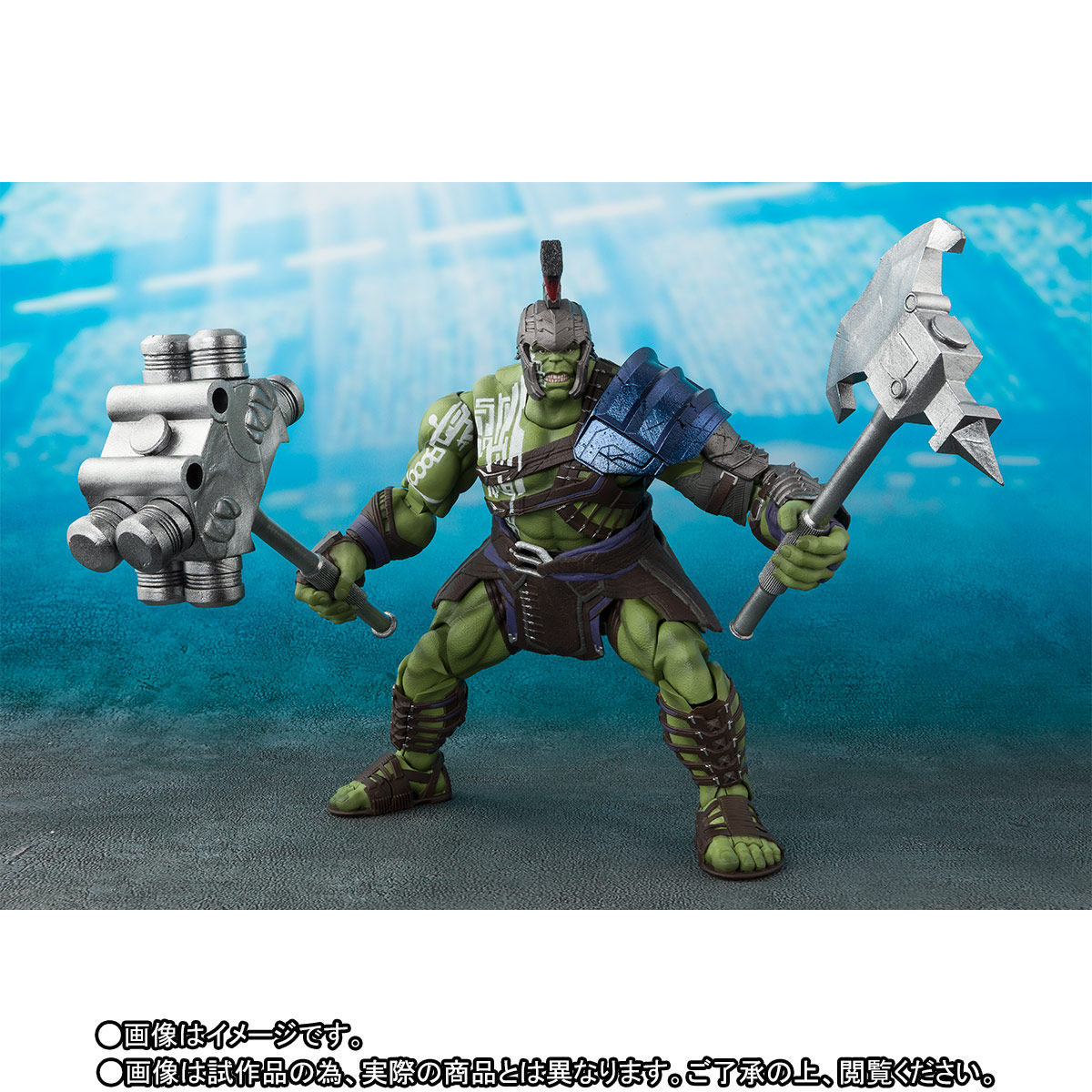 Entertainment Earth Daily Deal – S.H. Figuarts Thor: Ragnarok Hulk Figure Now $90