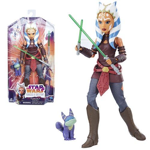 Star Wars Force Of Destiny Ahsoka Tano Figure Pre-Orders