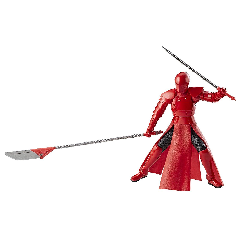 Amazon Exclusive Star Wars TBS Elite Praetorian Guard Figure Now $23 & More