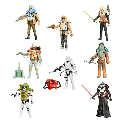 Entertainment Earth Black Friday Sale – Star Wars: The Force Awakens Armor Series Wave 1 $49.99