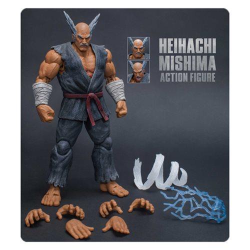 Storm Collectibles Tekken 7 Heihachi Mishima 1/12th Scale Figure Pre-Orders