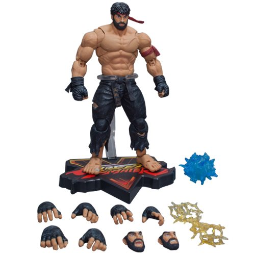 Storm Collectibles NYCC 2017 Exclusive Street Fighter Figures Available To Pre-Order