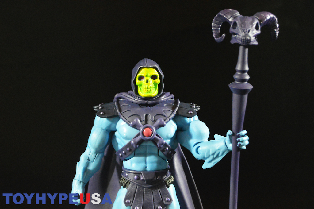 Super 7: Masters Of The Universe Classics Ultimate Edition Skeletor Figure Review