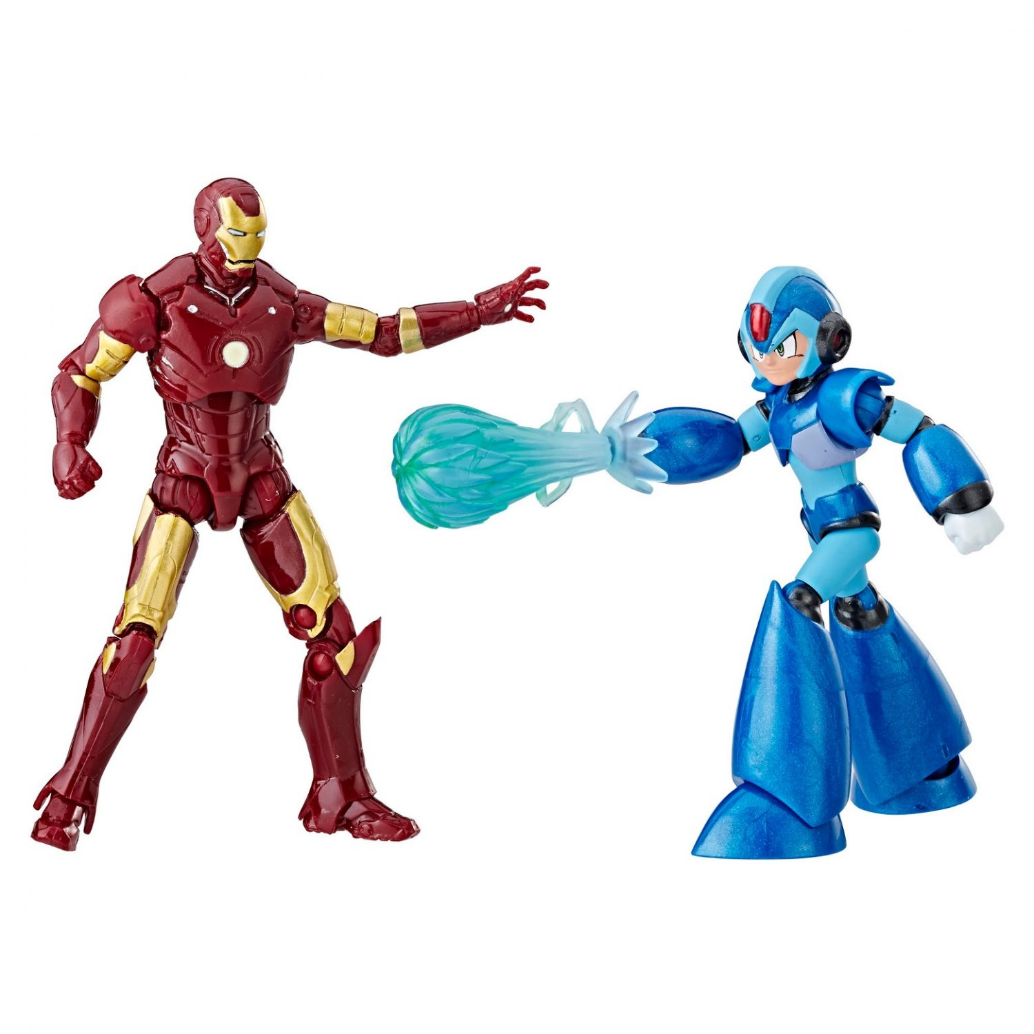 Target Exclusive Marvel Vs. Capcom Infinite – Iron Man Vs. Mega Man 2-Pack Now $11.99