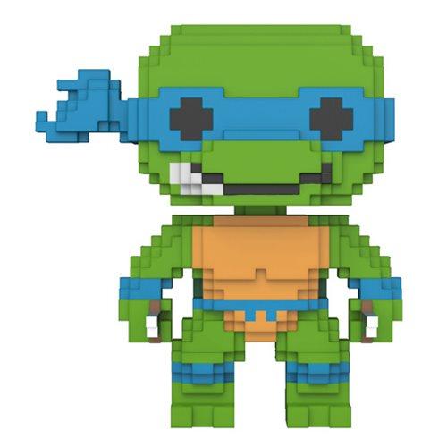 Funko 8-Bit Pop! Vinyls For Teenage Mutant Ninja Turtles, Aliens, Friday The 13th & Nightmare