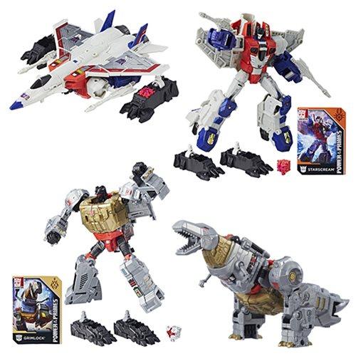 Transformers Power Of The Primes Grimlock Figure In-Stock On HasbroToyShop